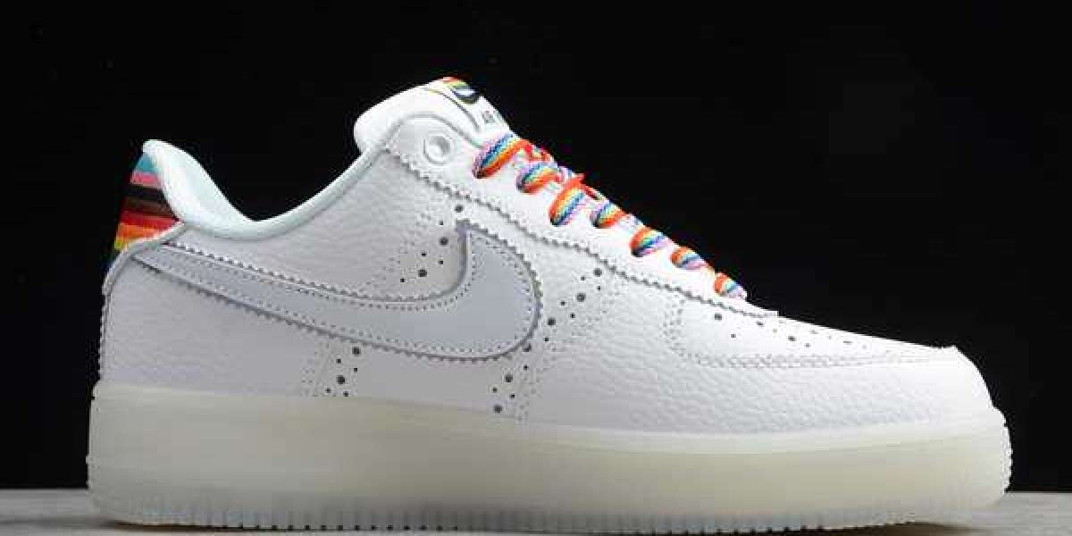 """Where To Buy Nike Air Force 1 """"BeTrue"""" Shoes CV0258-100"""