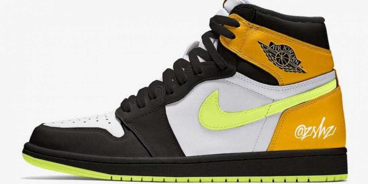 Air Jordan 1 High OG Volt Gold to Release on January 9, 2021