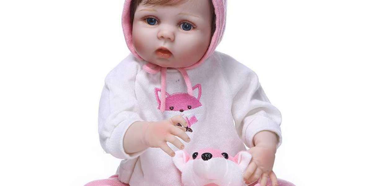 the first toddler doll on the listing