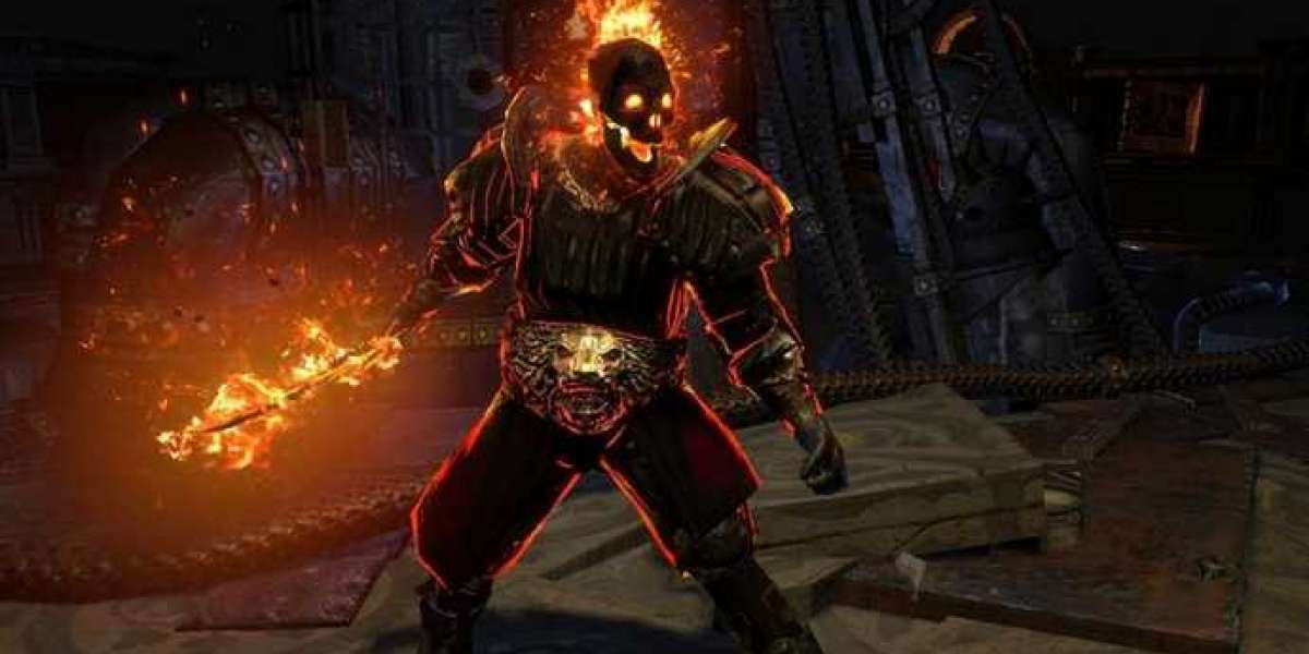 Path of Exile: Heist is now available for game consoles
