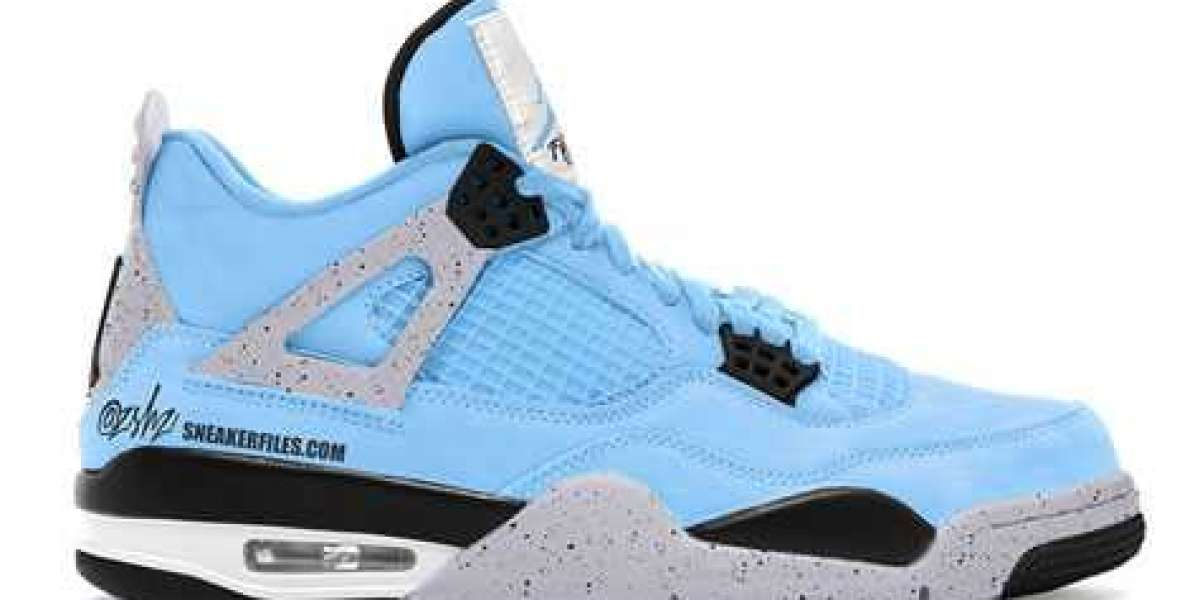 "Aj 4 ""University Blue"" CT8527-400 will be released on March 6, 2021"