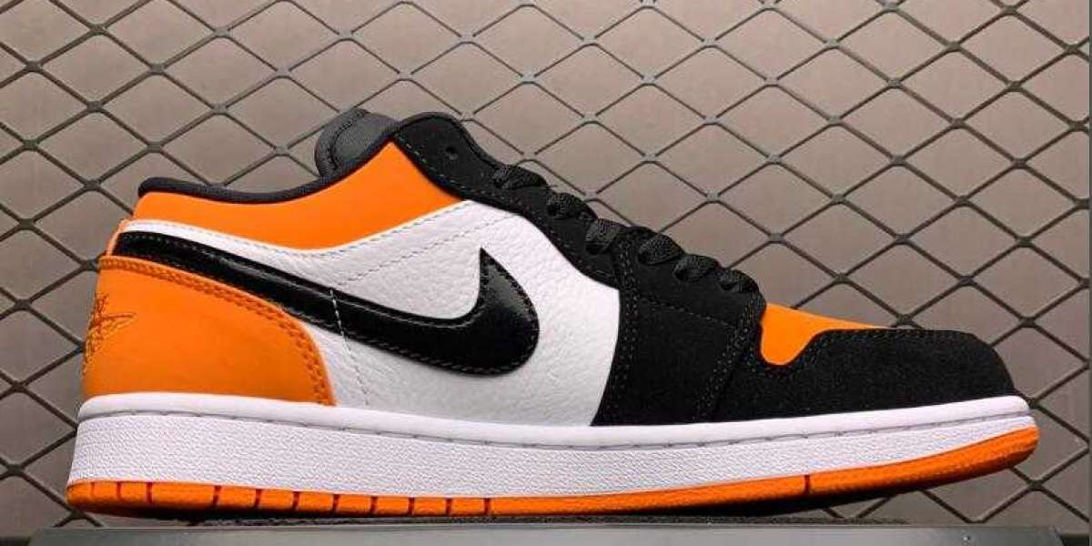 "553558-128 Cheap Air Jordan 1 Low ""Shattered Backboard"" Basketball Shoes"