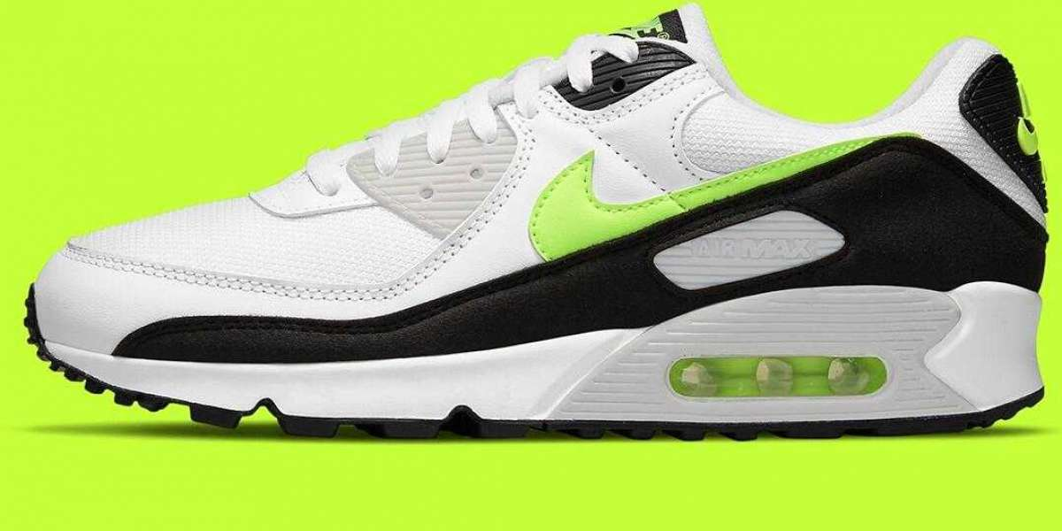 Nike Unveils Another New Air Max 90 Icon With Hot Lime