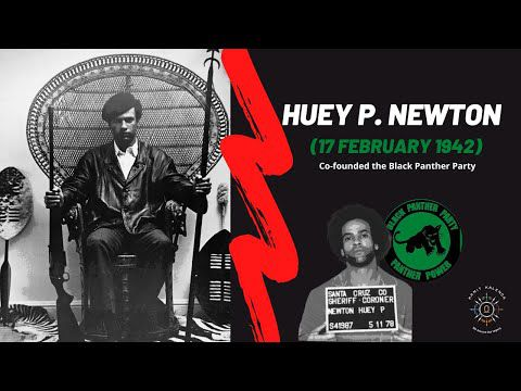 Kamit Kalenda - Be prepared to die for your people - Huey P. Newton - M.A.D
