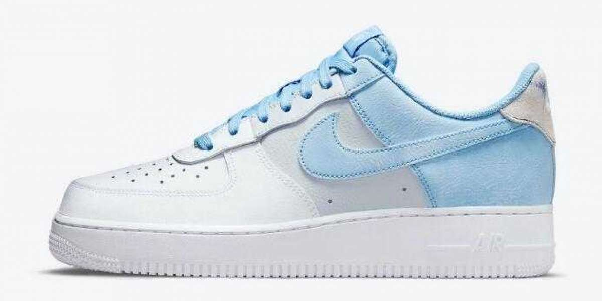 Did You See Nike Air Force 1 Low Psychic Blue Coming ?
