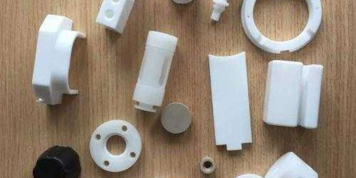 When processing mechanical parts, what kind of plastics should be used?