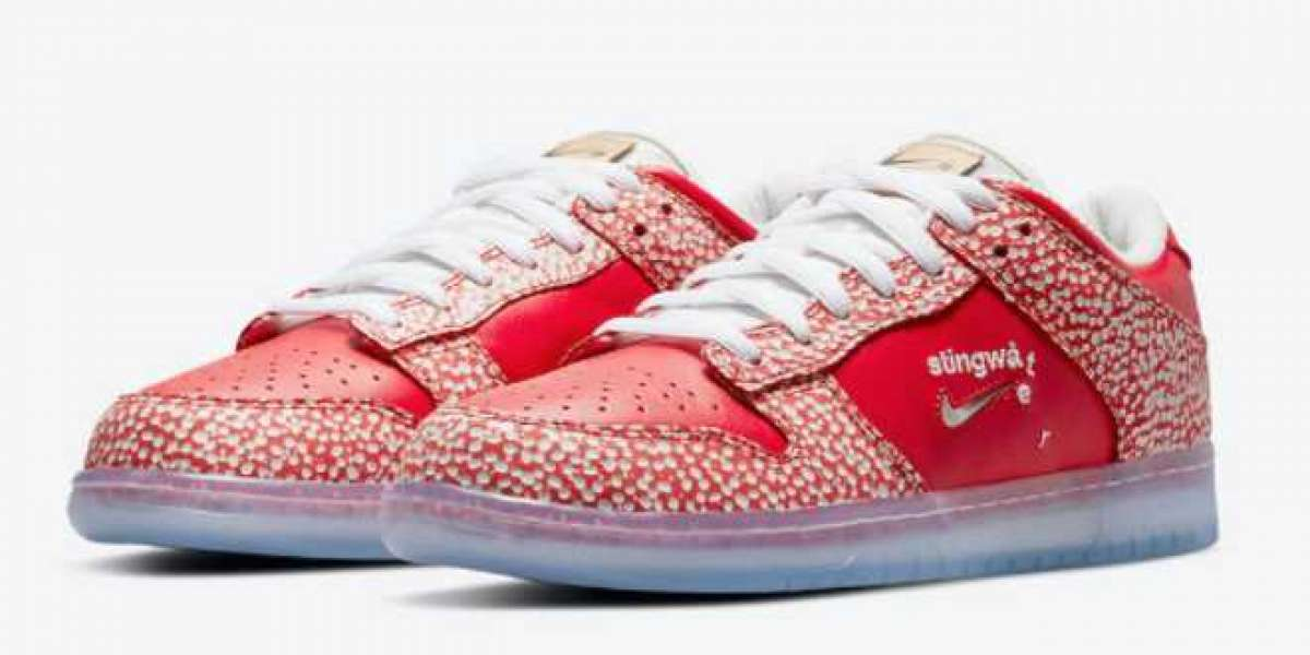 2021 Newest Stingwater x Nike Dunk Low Pro SB Magic Mushroom DH7650-600