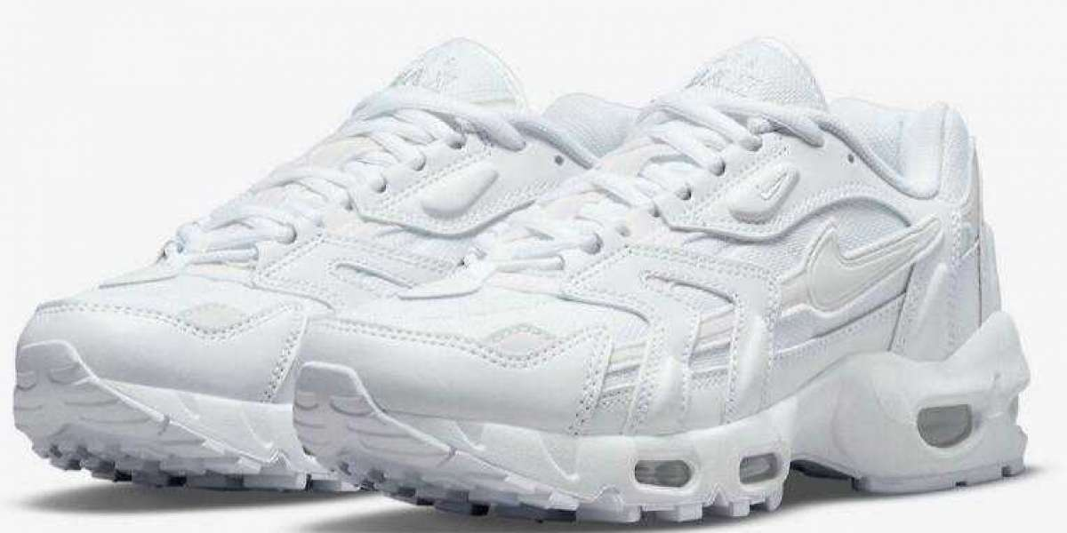 Newest Nike Air Max 96 II  Triple White Coming For The Summer